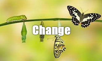 Change, Challenge and Innovation!
